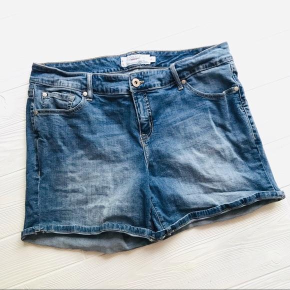 torrid Pants - Torrid Jean Shorts